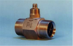 "Star Industrial Turbine Flow Meter With Average K factor ½"" to 3"""