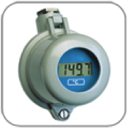 Nanmac In-Head Temperature Transmitter with Display