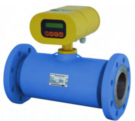 "Transi-Flo I - AC Powered Ultra Sonic Flow Meter Sold with/without Rate Display 1 ¼"" to 12"""