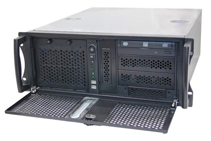 "CORSYS 6th/5th Generation 21"" 4U Rackmount Workstation"