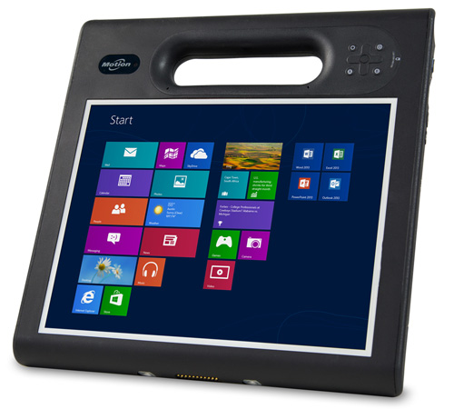 Motion F5m Rugged, Field Ready Tablet PC