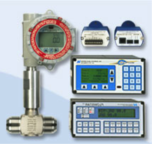Hoffer Accessories Including Digital Flow Transmitters and Computers