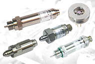 PMC precision pressure transducers and transmitters